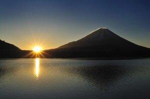 fuji_sunrise